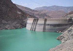 حجم مخازن سدهای تهران به وضع نرمال رسیده است