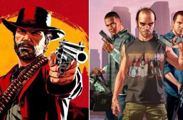 ادامه سودآوری Rockstar Games از فروش عناوین GTA V و RDR 2