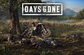 سومین هفته متوالی صدر نشینی عنوان Days Gone