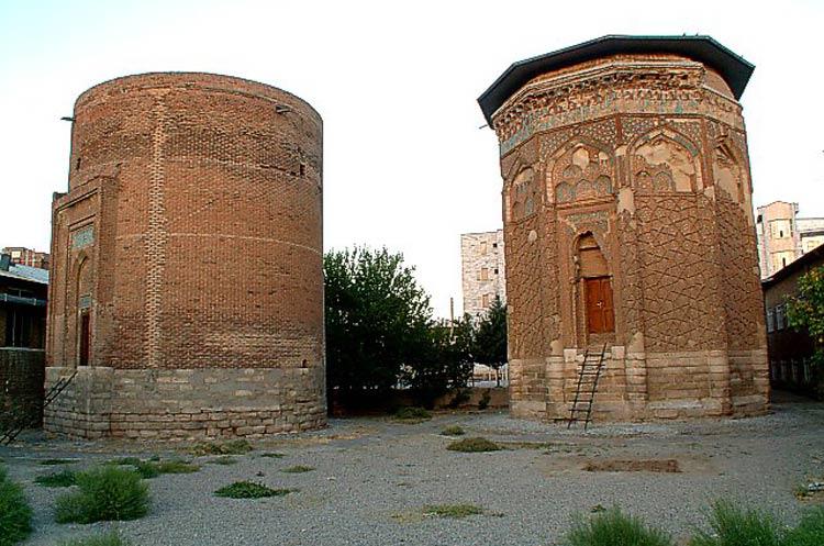 تاکید بر مرمت و بازسازی تاریخی دو اثر تاریخی در مراغه