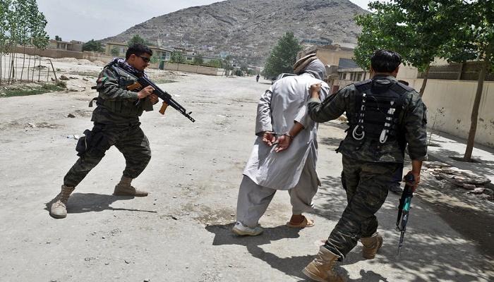بازداشت چهار عضو شبکه حقانی در ولایت خوست
