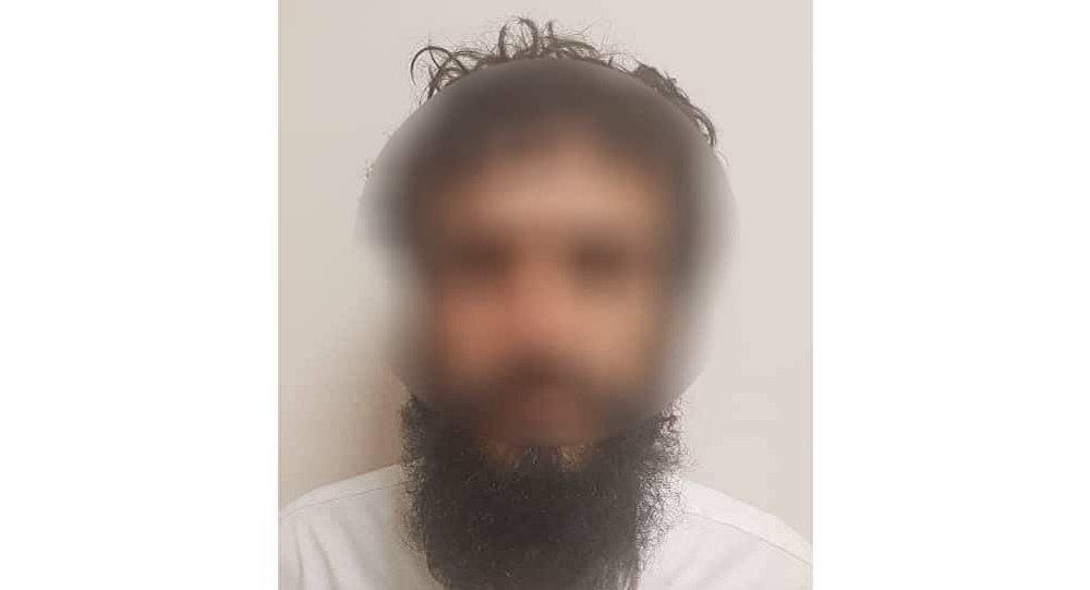 بازداشت عضو کلیدی گروه طالبان در ولایت هلمند