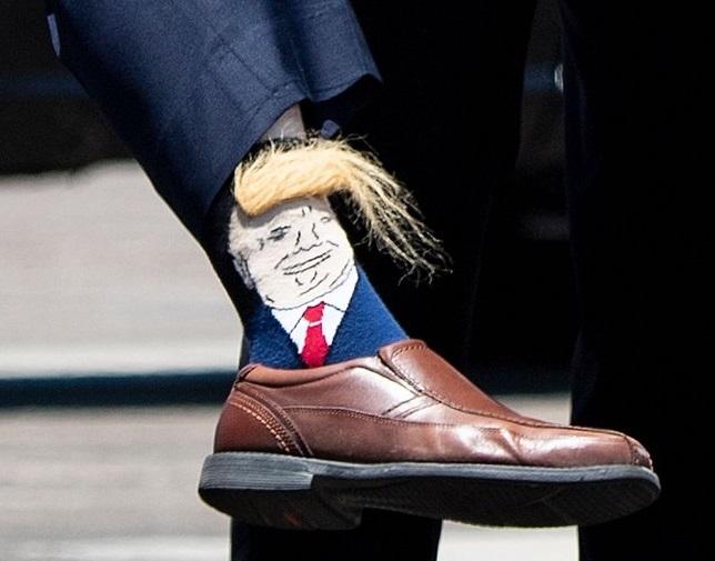 استقبال عجیب از ترامپ در لوئیزیانا! + عکس