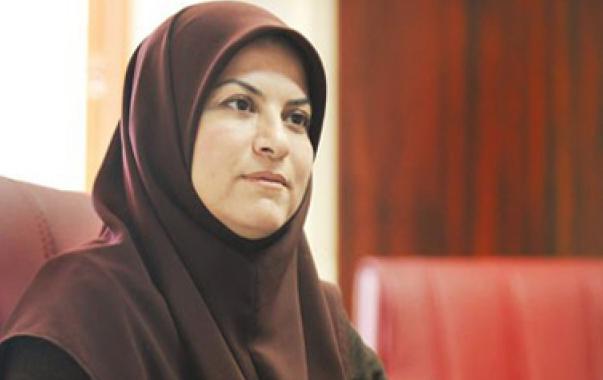 مجری زن معروف ایرانی لقب خانم «پروازی» گرفت! + عکس