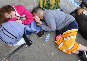 وخامت اوضاع مهاجران در مناطق مرزی آمریکا