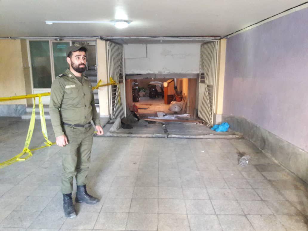 قتل مرد میانسال بر سر اختلاف مالی + عکس