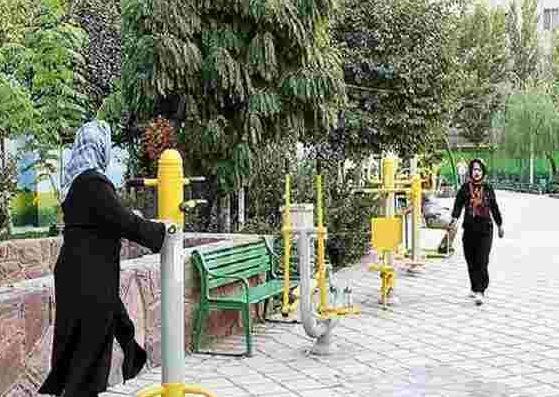 احداث چهارمین پارک بانوان استان مرکزی در دلیجان