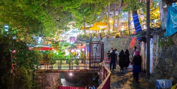 تخلف رستوران های دربند در ماه مبارک رمضان