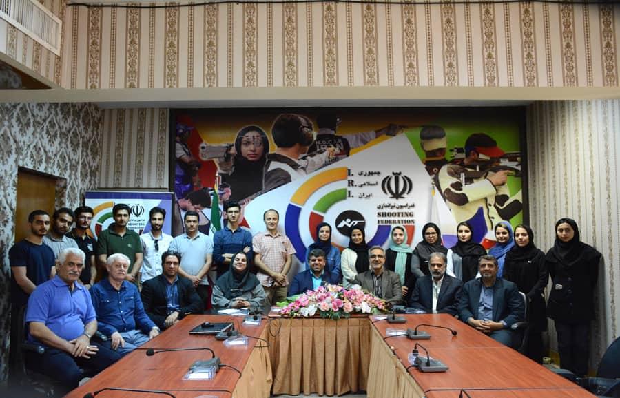 اعزام تیرانداز ملی پوش گیلانی به مسابقات جام جهانی مونیخ