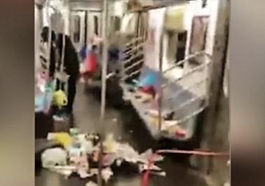 زباله نیویورک