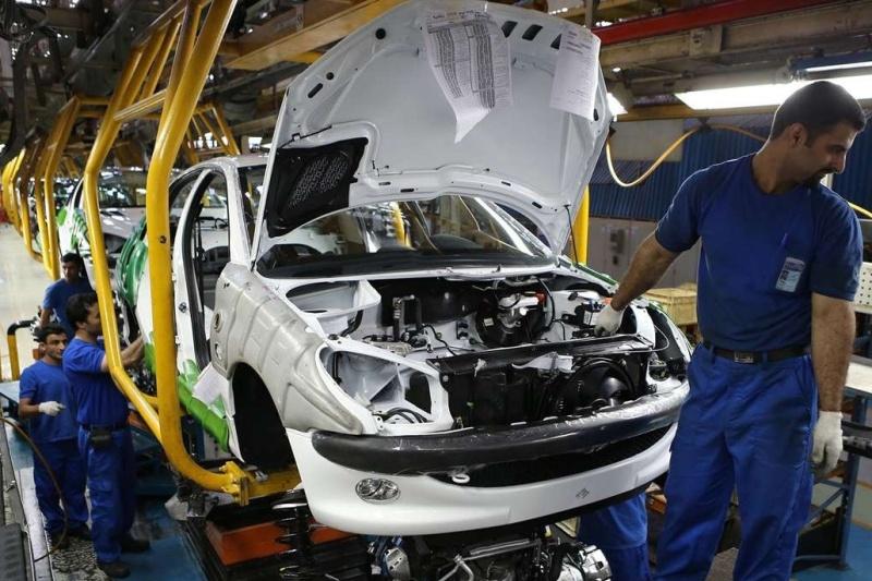 خودروسازان ملزم به تعمیق ساخت داخل قطعات شدند