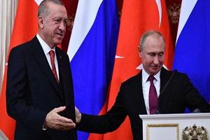 توافق ترکیه و روسیه برای برگزاری نشستی درباره ادلب