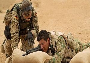 آلمان آموزش نیروهای نظامی عراق را متوقف میکند