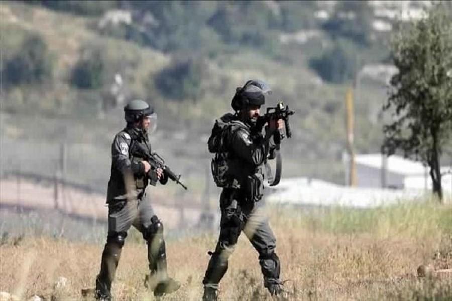 زخمی شدن ۸ فلسطینی در شرق غزه