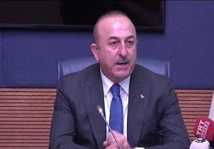 وزیر امور خارجه ترکیه: زمان تحویل اس-۴۰۰ به تعویق نمیافتد