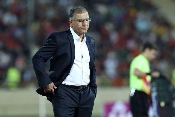 جلالی تمرین تیم فوتبال نساجی را لغو کرد