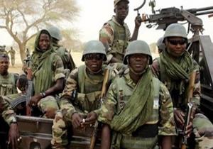 کشته شدن ۱۷ نظامی نیجر در مرز با مالی