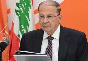میشل عون: آمریکا به حق حاکمیت نفتی و گازی لبنان احترام بگذارد