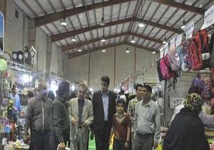 گشت مشترك تنظيم بازار در كنگاور
