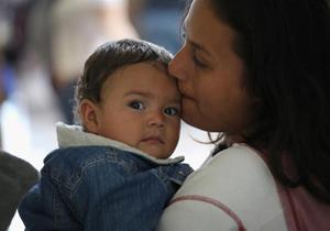 مرگ کودک مهاجر دو و نیم ساله گواتمالایی در آمریکا