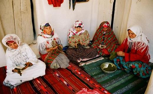 آداب و رسوم مردم استان سمنان در ماه مبارک رمضان