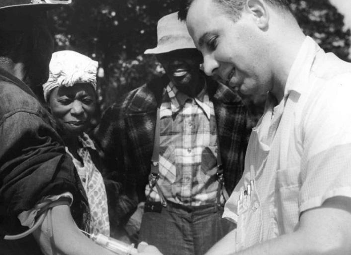 قربانی کردن صدها نفر با غیر اخلاقیترین آزمایشهای تاریخ پزشکی ایالات متحده + عکس