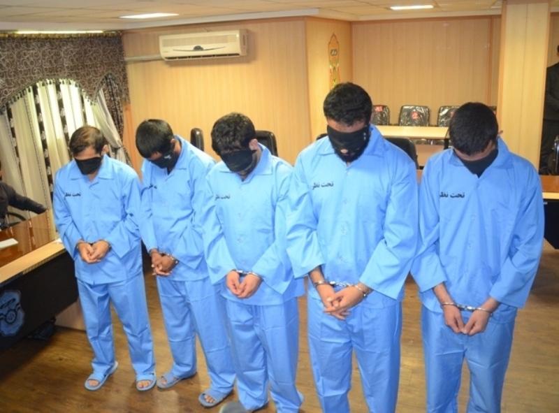 انهدام باند سرقتهای مسلحانه در زاهدان با ۲۳ فقره سرقت