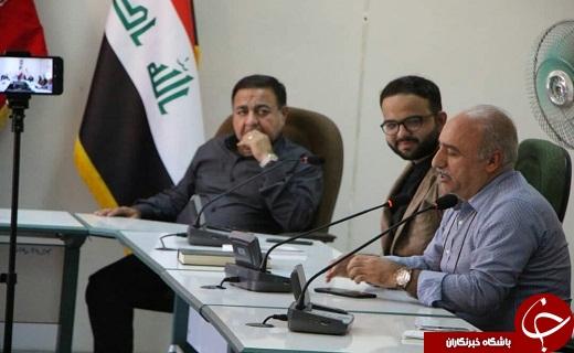 ایران و عراق از لحاظ استراتژیک، محیط زیست و اقتصاد با هم ارتباط دارند+تصاویر