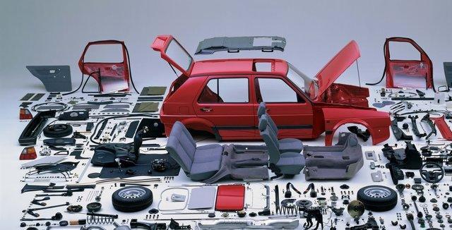 واردات لوازم یدکی و قطعات خودرو ممنوع نیست