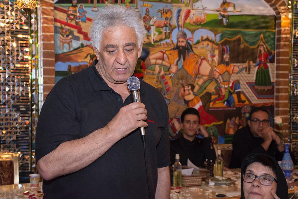یادی از جمشید مشایخی در چهلمین روز درگذشت/ خاطره خواندنی ابوالفضل پورعرب از کمالالملک سینمای ایران