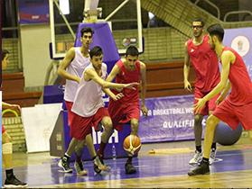 حضور سه گیلانی در اردوی تیم ملی بسکتبال جوانان