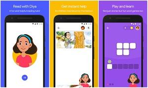 اپلیکیشن ویژه گوگل برای آموزش خواندن به کودکان