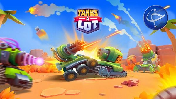 دانلود Tanks A Lot 1.87 - بازی آنلاین جنگ تانکها برای اندروید
