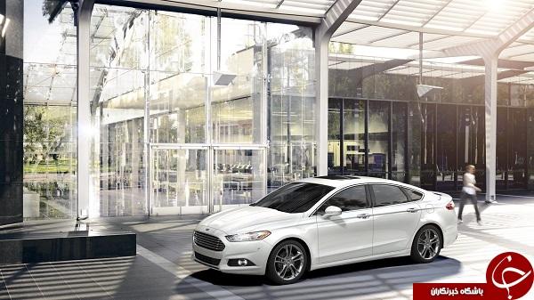 فراخوانی دو مدل از خودروهای فورد به علت نقص فنی