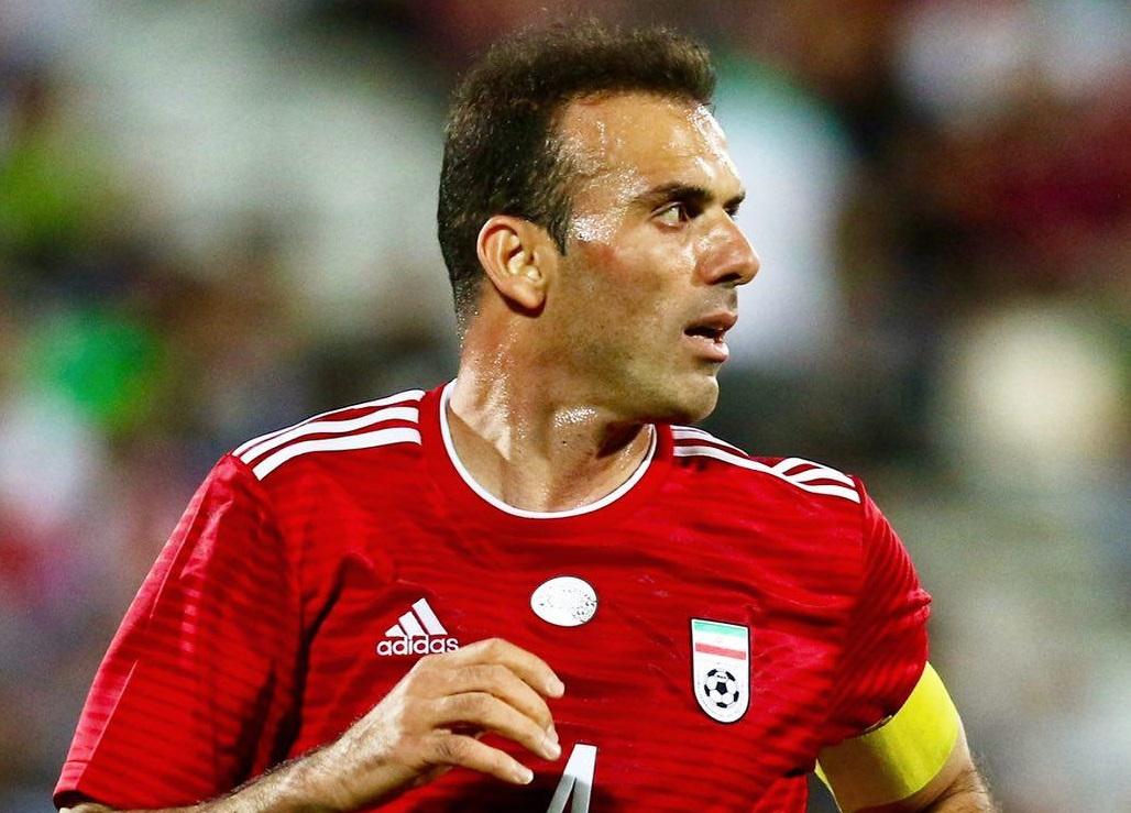 سید جلال: وجود خسرو حیدری در استقلال یک نعمت بود / تا جایی که بتوانم به در فوتبال ادامه میدهم
