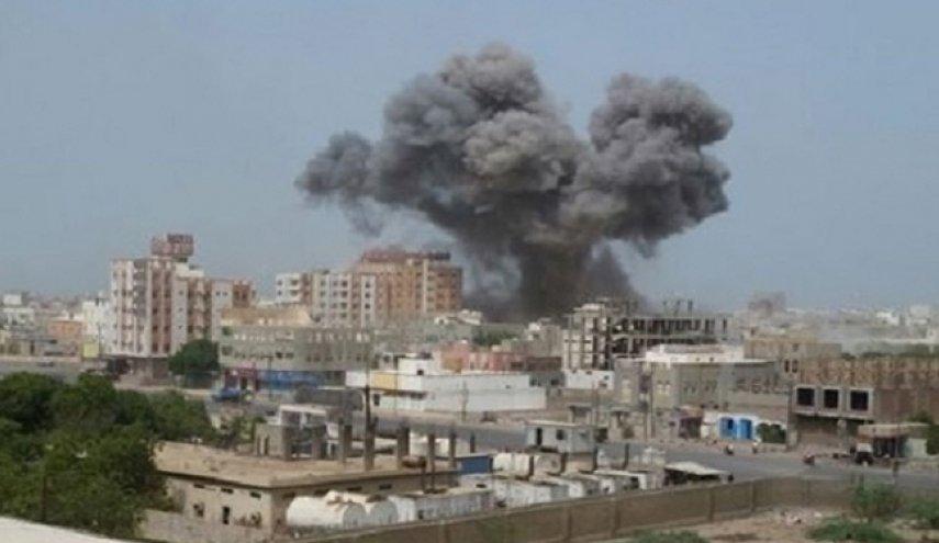 باشگاه خبرنگاران -حمله موشکی متجاوزان سعودی به جنوب الحدیده