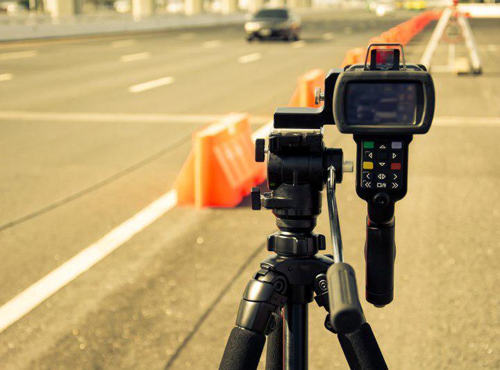 سرعت غیر مجاز اجل معلق است رانندگان مراقب باشند