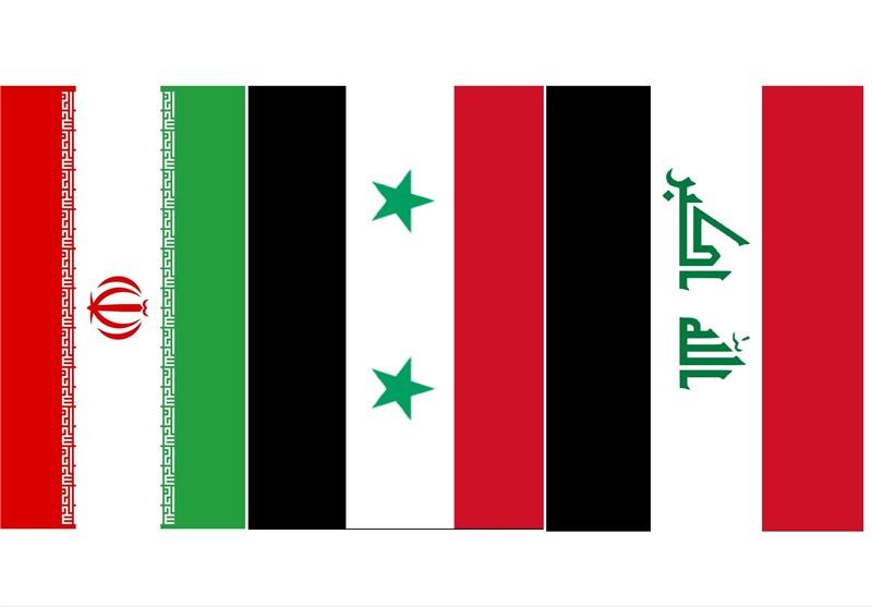خط آهن ایران-عراق-سوریه محور جدید توسعه اقتصادی منطقه