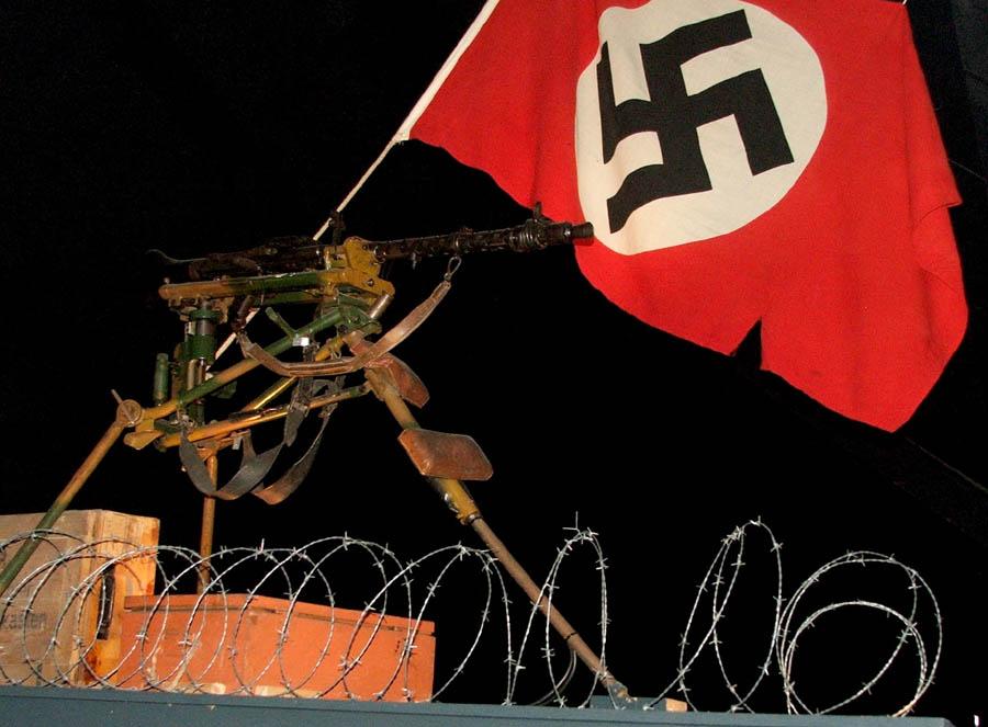 ماجرای نجات مخوفترین چهره آلمان نازی توسط سرباز بریتانیایی!