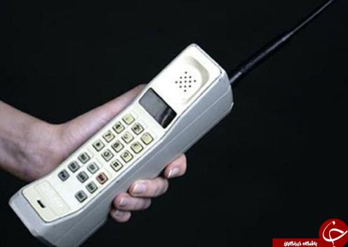ویژگیهای منحصر به فرد و غیرقابل باور نخستین تلفن همراه