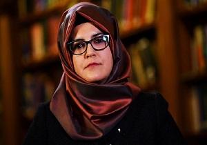 انتقاد نامزد خاشقجی از بیاعتنایی آمریکا به پرونده جنایت در کنسولگری عربستان