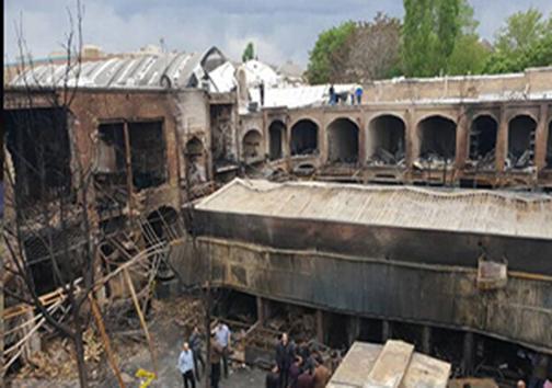 قنادی که تبدیل به نقاش خود آموخته شد/لکسوس ۲۴ میلیاردی به مقصد نرسید/مشخص شدن علت آتشسوزی بازار تبریز/