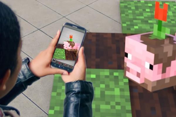 مایکروسافت بازی موبایلی بر پایه واقعیت افزوده خواهد ساخت