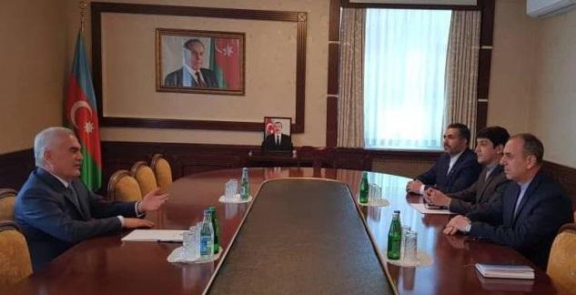هیچ کس قادر به خدشه دار کردن روابط ایران و جمهوری آذربایجان نیست
