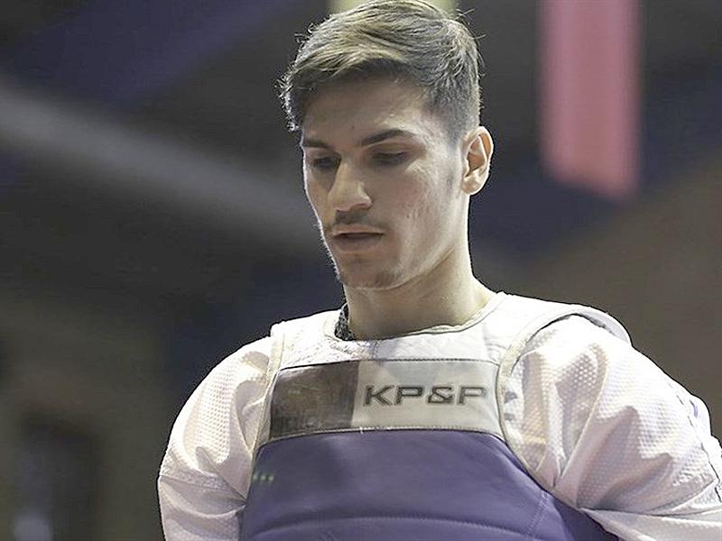 دومین ملی پوش تکواندو ایران هم رقابتهای جهانی را از دست داد