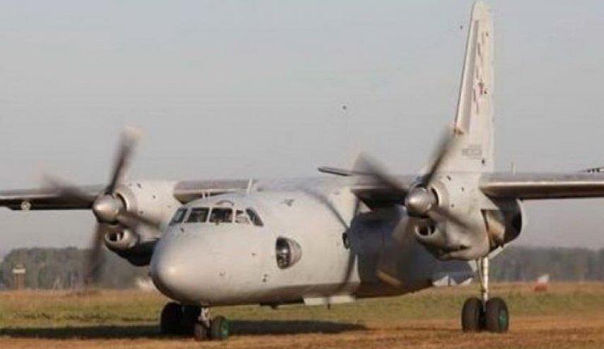 فرود اضطراری یک هواپیما در اوکراین به دلیل بمب گذاری