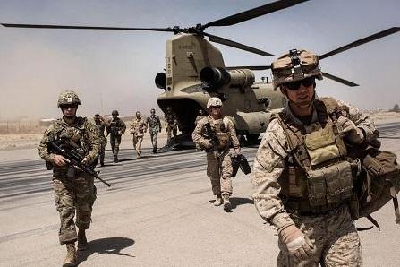 موافقت عربستان و اعراب حاشیه خلیج فارس با حضور نظامی آمریکا در این کشورها