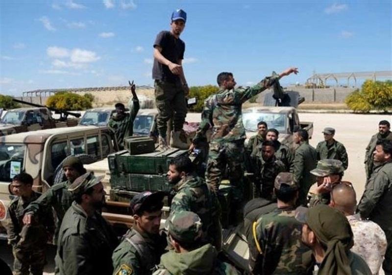 کشته شدن ۱۵ نیروی خلیفه حفتر در درگیریهای جنوب طرابلس