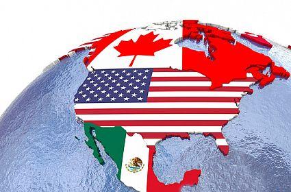 ترامپ تعرفههای گمرکی واردات آلومینیوم و فولاد از کانادا و مکزیک را حذف کرد