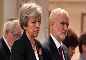 اتهامزنی روسای احزاب حاکم در دولت انگليس به يکديگر پس از شکست گفتگوهای برکسیت